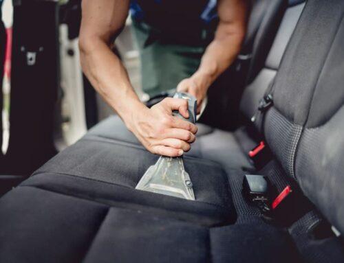 How do I prepare my car for detailing?
