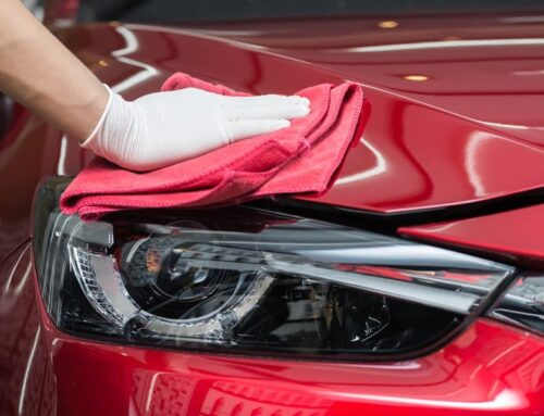 Why is it good to wash your car?