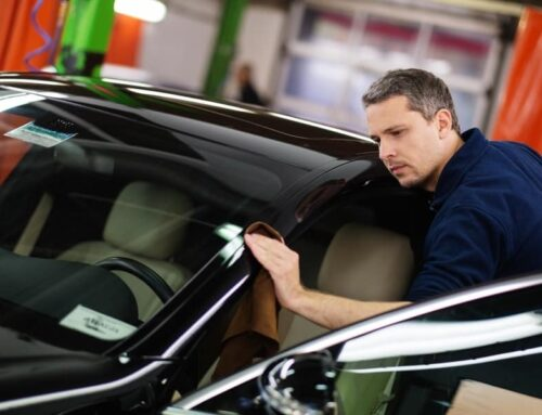 What is the difference between a car wash and car detailing?
